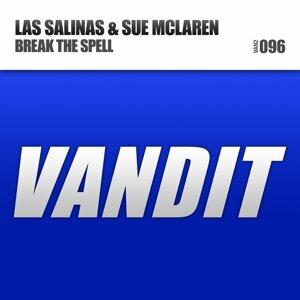 Las Salinas, Sue McLaren