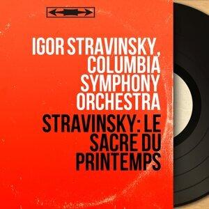 Igor Stravinsky, Columbia Symphony Orchestra
