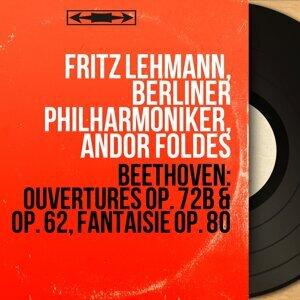 Fritz Lehmann, Berliner Philharmoniker, Andor Foldes 歌手頭像