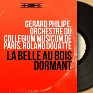 Gérard Philipe, Orchestre du Collegium Musicum de Paris, Roland Douatte 歌手頭像
