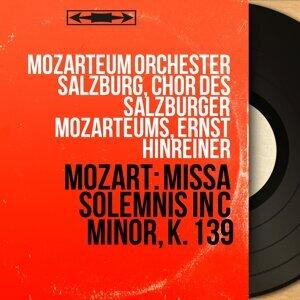 Mozarteum Orchester Salzburg, Chor des Salzburger Mozarteums, Ernst Hinreiner 歌手頭像