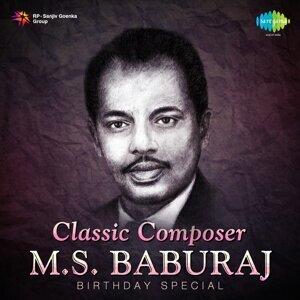 M. S. Baburaj 歌手頭像