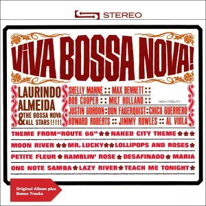 Laurindo Almeida, The Bossa Nova All-Stars 歌手頭像