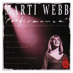 Marti Webb 歌手頭像