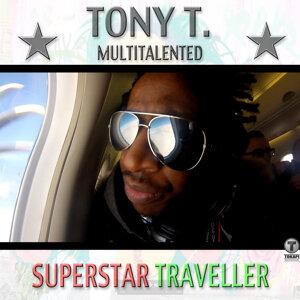 TONY T. Multitalented 歌手頭像