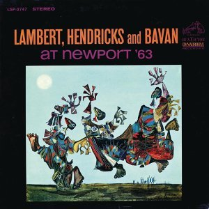 Lambert, Hendricks & Bavan 歌手頭像