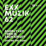 Andrey Exx, Terri B! & Zach Kinsey