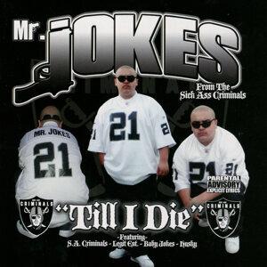 Mr. Jokes 歌手頭像
