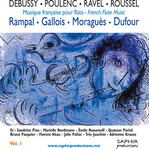 Sandrine Piau; Patrick Gallois; Jean-Pierre Rampal; Emile Naoumoff 歌手頭像