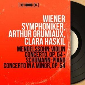 Wiener Symphoniker, Arthur Grumiaux, Clara Haskil 歌手頭像
