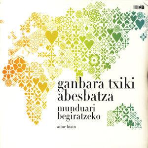 Ganbara Txiki Abesbatza, Aitor Biain 歌手頭像