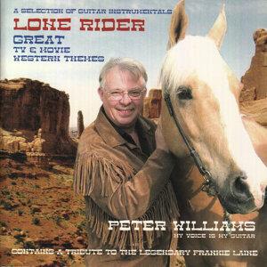 Peter Wiliiams 歌手頭像