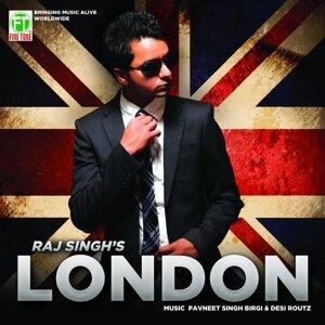 Raj Singh 歌手頭像