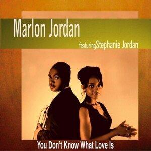 Marlon Jordan featuring Stephanie Jordan 歌手頭像
