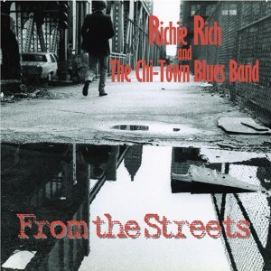 Richie Rich and The Chi-Town Blues Band 歌手頭像