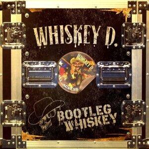 Whiskey D. 歌手頭像