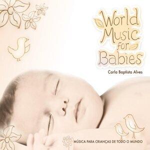 Carla Baptista Alves - Soprano 歌手頭像