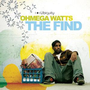 Ohmega Watts 歌手頭像