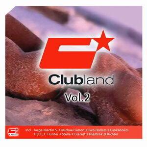 Clubland Vol. 2 歌手頭像