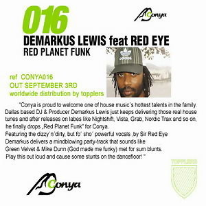 Demarkus Lewis feat Red Eye 歌手頭像
