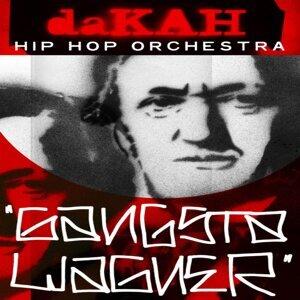 daKAH Hip Hop Orchestra 歌手頭像