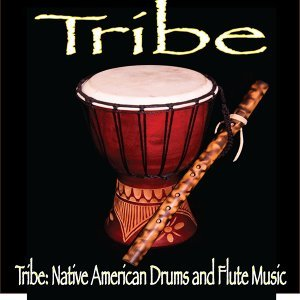 Tribe: Native American Drums and Flute Music