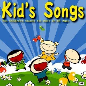Kid's Songs 歌手頭像