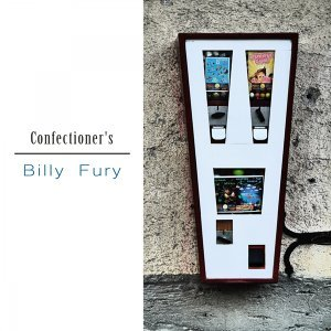 Billy Fury 歌手頭像