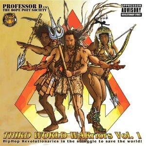 ProfessorD.us - The Dope Poet Society 歌手頭像