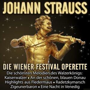 Die Wiener Festival Operette 歌手頭像