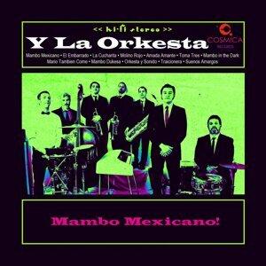 Sergio Mendoza Y La Orkesta 歌手頭像