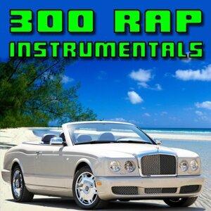 300 Rap Instrumentals