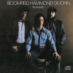 Mike Bloomfield, John Paul Hammond, Dr. John アーティスト写真