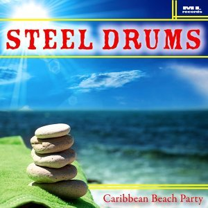 Steel Drums Caribbean Beach Party