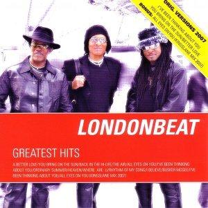 Londonbeat (倫敦節拍合唱團) 歌手頭像