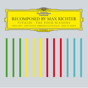 Max Richter,André de Ridder,Konzerthaus Kammerorchester Berlin,Daniel Hope