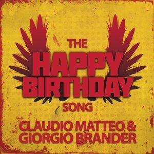 Claudio Matteo, Giorgio Brander 歌手頭像