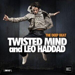 Twisted Mind, Leo Haddad 歌手頭像