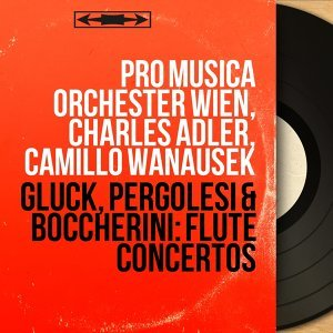Pro Musica Orchester Wien, Charles Adler, Camillo Wanausek 歌手頭像