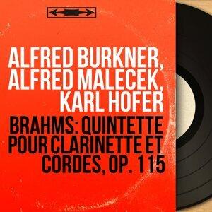 Alfred Burkner, Alfred Malecek, Karl Hofer 歌手頭像