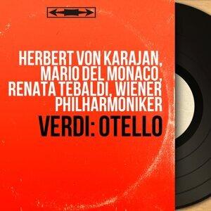 Herbert von Karajan, Mario Del Monaco, Renata Tebaldi, Wiener Philharmoniker 歌手頭像
