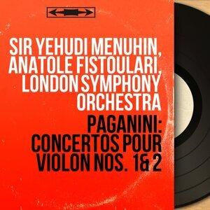 Sir Yehudi Menuhin, Anatole Fistoulari, London Symphony Orchestra 歌手頭像