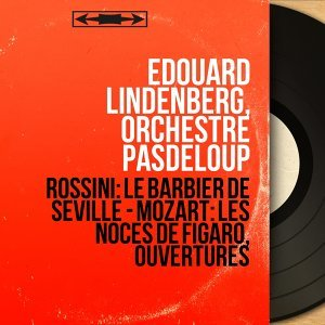 Édouard Lindenberg, Orchestre Pasdeloup 歌手頭像