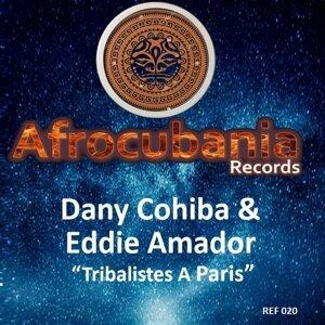 Eddie Amador, Dany Cohiba 歌手頭像