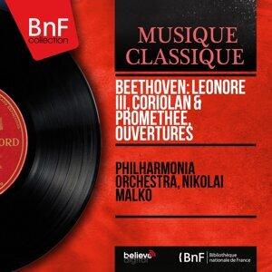 Philharmonia Orchestra, Nikolaï Malko 歌手頭像