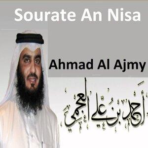 Ahmad Al Ajmy 歌手頭像