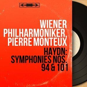 Wiener Philharmoniker, Pierre Monteux 歌手頭像