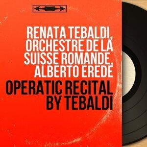 Renata Tebaldi, Orchestre de la Suisse Romande, Alberto Erede 歌手頭像