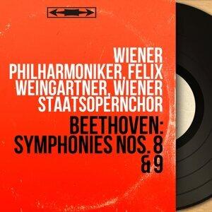 Wiener Philharmoniker, Félix Weingartner, Wiener Staatsopernchor 歌手頭像