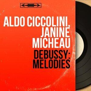 Aldo Ciccolini, Janine Micheau 歌手頭像
